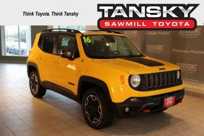 2016 Jeep Renegade Trailhawk (Solar Yellow)