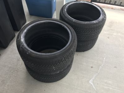"18"" Yokohama Tires"