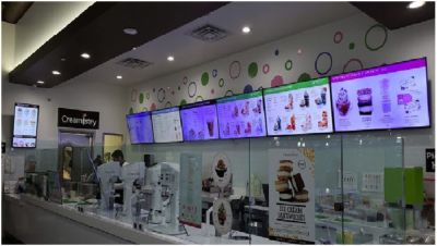 Top of the line Ice cream Franchise shop for sale Asking Price: $175,000