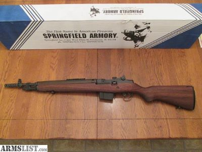 For Sale: New springfieldM1A