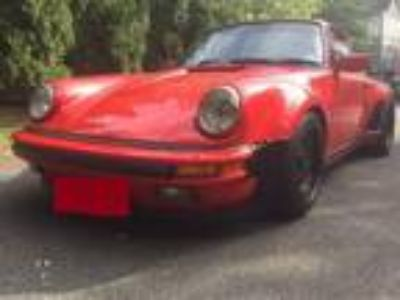 1986 Porsche 930 911 Turbo Original