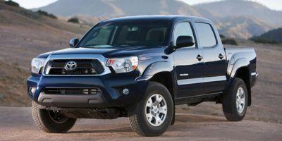 2014 Toyota Tacoma V6 (Not Given)