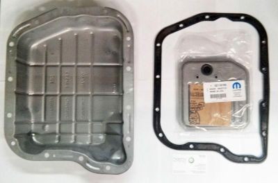 Find 97-08 RAM DAKOTA DURANGO 46RE 47RE 48RE TRANS TRANSMISSION PAN & GASKET & FILTER motorcycle in North Olmsted, Ohio, US, for US $107.99