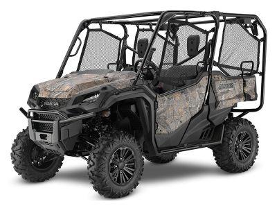 2019 Honda Pioneer 1000-5 Deluxe Utility SxS Allen, TX