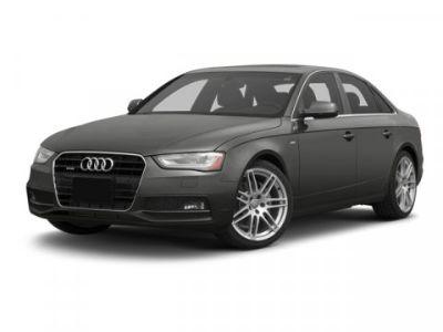 2013 Audi A4 2.0T Premium (Black)