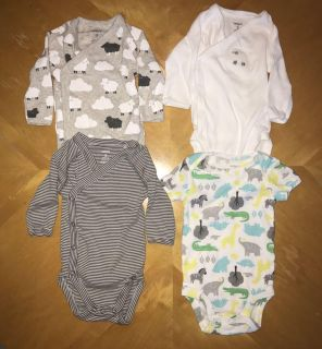 NWOT Gender Neutral 3 month Onesie Lot