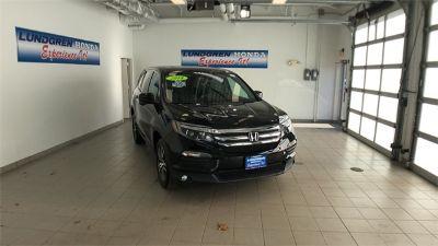2018 Honda Pilot EX-L (black)