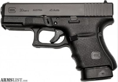 For Sale: Glock G30 Gen 4