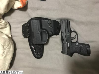 For Sale/Trade: Sig P250 Subcompact