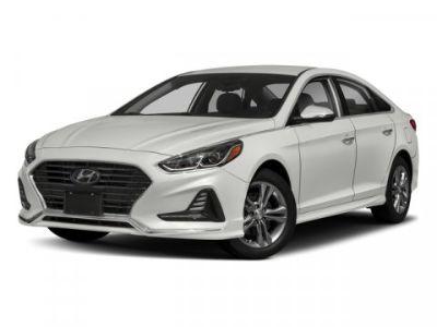 2018 Hyundai Sonata SE (White)