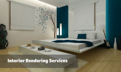 3D Interior Rendering Services to Home Design