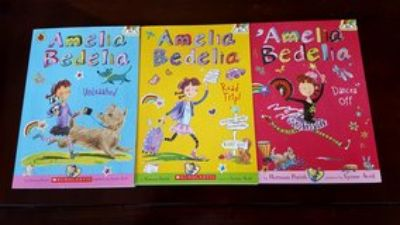 BRAND NEW Set of Amelia Bedelia books