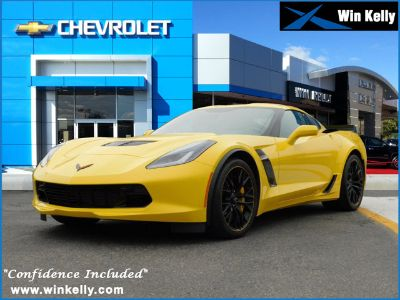 2018 Chevrolet Corvette Z06 3LZ (Corvette Racing Yellow Tintcoat)