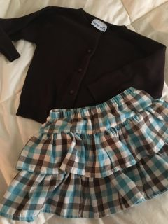 Kelly s Kids size 5 outfit