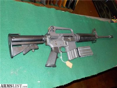 For Sale: COLT LIGHTWEIGHT SPORTER AR15 223 PRE BAN
