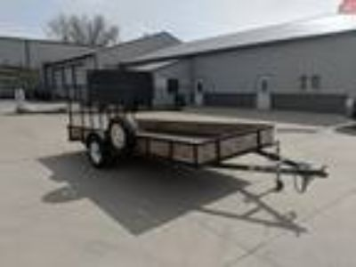 2015 Carry-On Residential 6'x14' Steel Utility Trailer