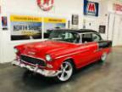 1955 Chevrolet Bel Air/150/210 2 PRO TOURING-4 WHEEL DISC-RESTORED CONDITION-VID