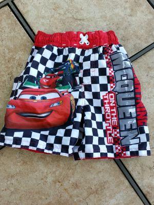 2t cars lightening mcqueen swimsuit