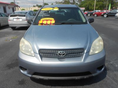 2006 Toyota Matrix Base (Blue,Light)
