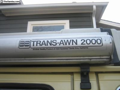 "[WTB] a&e trans awn 2000 awning ""WANTED"""