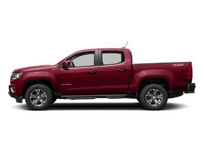 2018 Chevrolet Colorado Crew Cab Short Box 2-Wheel Dri (Cajun Red Tintcoat)