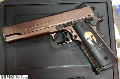 For Sale: Sig 1911 45 Spartan