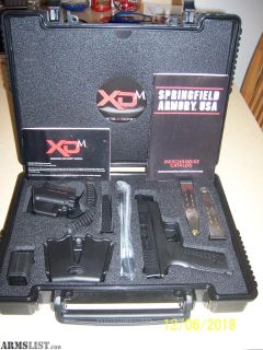 For Trade: Springfield XDm 45ACP