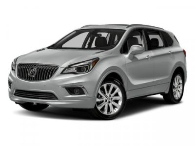 2018 Buick Envision Essence (Ebony Twilight Metallic)