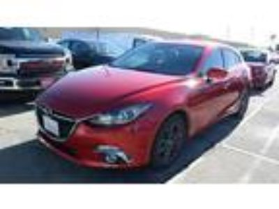 Used 2014 Mazda Mazda3 Soul Red Metallic, 54.5K miles