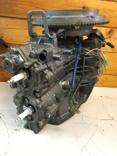 Buy Late 80 's Mariner 40 HP 2 Cylinder 2 Stroke Outboard Powerhead Freshwater MN motorcycle in Keewatin, Minnesota, United States, for US $499.99