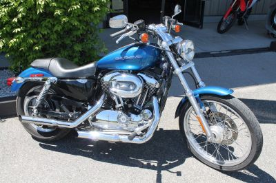 2005 Harley-Davidson Sportster XL 1200 Custom Sport Adams, MA