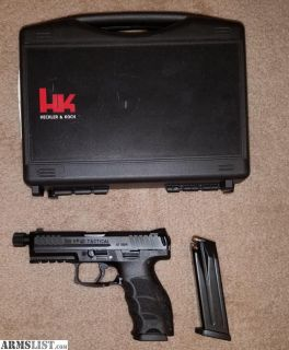For Sale: HK VP40 Tactical .40SW