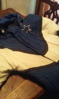 Dallas cowboy coat