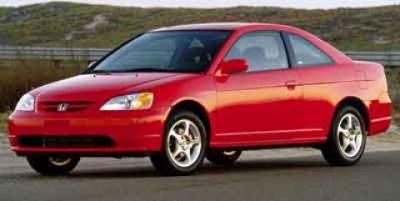 2002 Honda Civic LX ()