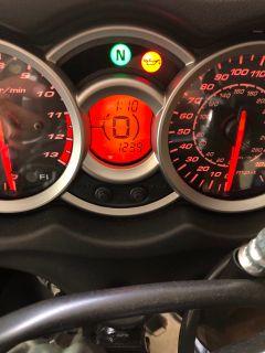 2012 Suzuki GSX-R 1300