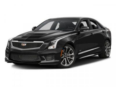2016 Cadillac ATS-V Sedan (Black Raven)