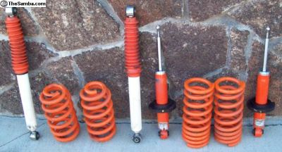 Trail Master Syncro Westy Suspension Kit