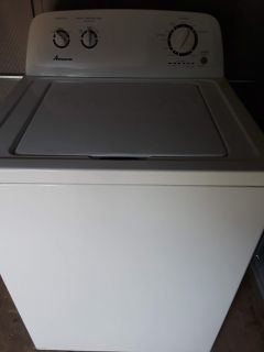 Amana by Whirlpool washer for sale