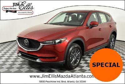 2019 Mazda CX-5 Sport (Red Crystal)