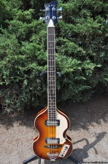 Jay Turser Violin Electric Bass