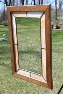 Stain Glass w/ mirror