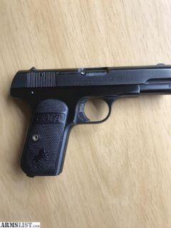 For Sale: Colt 1903 .32Auto