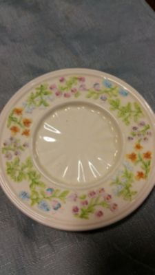 Yankee Candle small jar plate