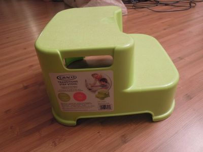 Graco Step Stool (cross posted)