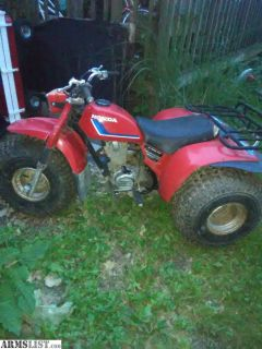 For Trade: Honda 200cc threewheeler