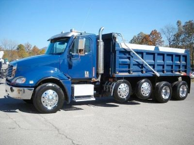 $7,980 Down / Quad Axle Dump Truck / 405k Miles
