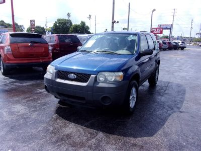 2007 Ford Escape XLS (Blue)