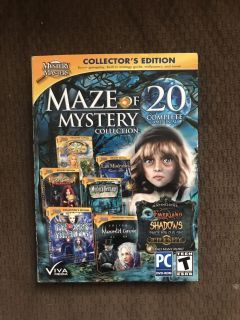 PC mystery games