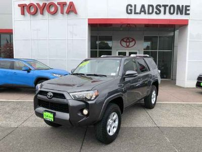 2016 Toyota 4Runner SR5 Premium ALLOY WHEELS, LEATHER SEATS, MOONROOF