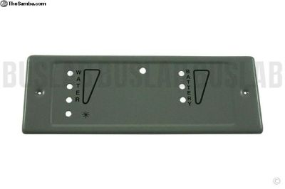 Westfalia Display Panel Grey 255070558A